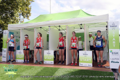 Start Knockout Final, EGK Orienteering World Cup 2019 Laufen