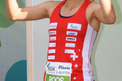 Elena Roos (SUI), EGK Orienteering World Cup 2019 Laufen