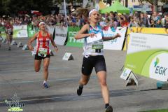 Teresa Janosikova (CZE), EGK Orienteering World Cup 2019 Laufen