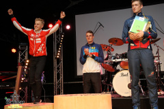 Podium Knockout Men, EGK Orienteering World Cup 2019 Laufen