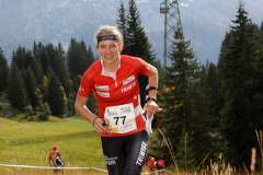 Sabine Hauswirth (SUI, 2nd) - Long Women