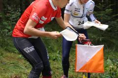 Elena Roos (SUI, 12th) & Sari Anttonen (FIN, 7th) - Long Women