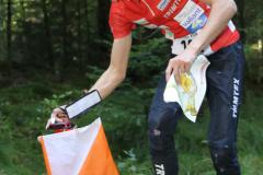 Matthias Kyburz (SUI, 1st) - World Cup Final 2016: Long Men