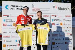 IOF World Cup Leaders Matthias Kyburz (SUI) & Tove Alexandersson