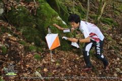 Hideto Takahashi (JAP), EGK Orienteering World Cup 2019 Laufen