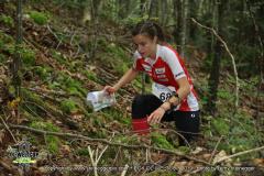 Sofie Bachmann (SUI, 17.) EGK Orienteering World Cup 2019 Laufen