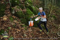 Denisa Kosova (CZE, 6.), EGK Orienteering World Cup 2019 Laufen