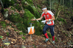Tobia Pezzati (SUI 39.), EGK Orienteering World Cup 2019 Laufen