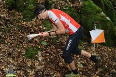 Christoph Meier (SUI 14.) EGK Orienteering World Cup 2019 Laufen