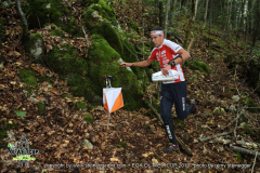 Martin Hubmann (SUI, 31.) EGK Orienteering World Cup 2019 Laufen