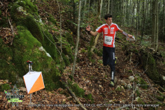 Jonas Egger (SUI, 12.), EGK Orienteering World Cup 2019 Laufen