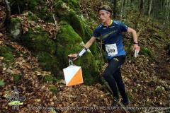 Martin Regborn (SWE, 3rd) EGK Orienteering World Cup 2019 Laufen