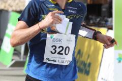 Gustav Bergman (SWE, 5th) EGK Orienteering World Cup 2019 Laufen