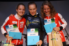 Flower Ceremony Middle, EGK Orienteering World Cup 2019 Laufen