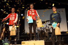 Flower Ceremony Middle, EGK Orienteering World Cup 2019 Laufen