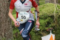 Sigrid Alexandersen (NOR, 8th) - Middle Women