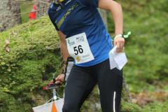 Sara Hagstrom (SWE, 5th) - Middle Women