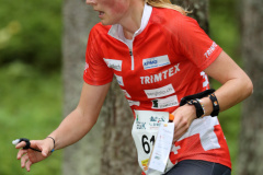 Sarina Jenzer (NOR, 29th) - Middle Women