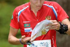 Natalia Gemperle (RUS, 3rd) - Middle Women