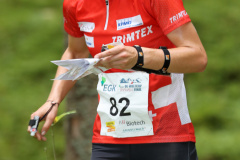 Sabine Hauswirth (SUI, 13th) - Middle Women