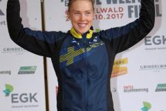 Tove Alexandersson (SWE, Winner)