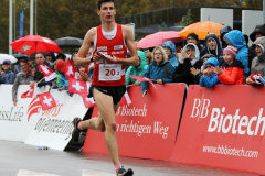 Jonas Egger (SUI 3) - Mixed Sprint Relay