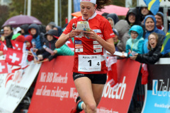 Judith Wyder (SUI 1) - Mixed Sprint Relay