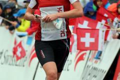 Maja Alm (DEN 1, 3rd) - Mixed Sprint Relay
