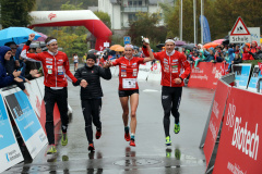 Team Switzerland 1 wins Mixed Sprint Relay