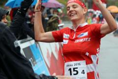 Sabine Hauswirth (SUI 2) - Mixed Sprint Relay