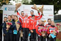 Sweden, Switzerland & Denmark - Mixed Sprint Relay