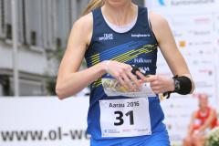 Lina Strand (SWE, 10th) - World Cup Final 2016: Sprint Women