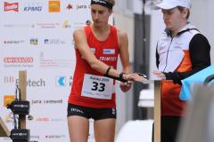 Julia Gross (SUI, 9th) - World Cup Final 2016: Sprint Women