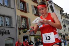 Rahel Friederich (SUI, 4th) - World Cup Final 2016: Sprint Women