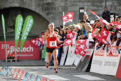 Elena Roos (SUI, 6th) - World Cup Final 2016: Sprint Women