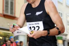 Tim Robertson (NZL, 4th) - World Cup Final 2016: Sprint Men
