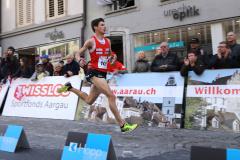Jonas Egger (SUI, 21st) - World Cup Final 2016: Sprint Men