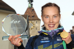 World Cup Winner Tove Alexandersson (SWE)