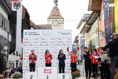 Podium Sprint Women