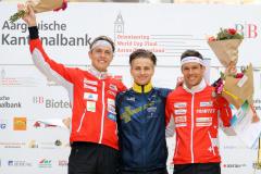 Matthias Kyburz, Jonas Leandersson & Martin Hubmann