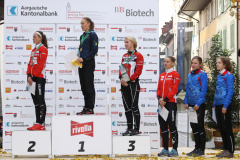 Podium IOF World Cup 2016 Women