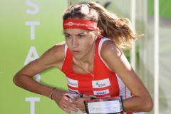 Paula Gross (SUI, 10.) EGK Orienteering World Cup 2019 Laufen