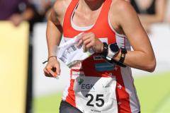 Sarina Jenzer (SUI, 27.), EGK Orienteering World Cup 2019 Laufen