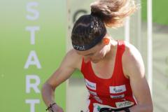 Sabine Hauwirth (SUI, 5.) EGK Orienteering World Cup 2019 Laufen