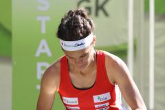 Elena Roos (SUI, 2nd) EGK Orienteering World Cup 2019 Laufen