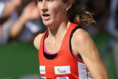 Martina Ruch (SUI, 21.)., EGK Orienteering World Cup 2019 Laufen