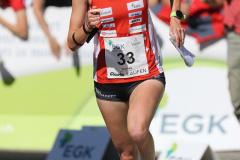 Julia Jakob (SUI, 22.), EGK Orienteering World Cup 2019 Laufen