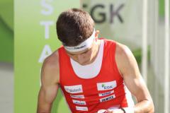 Tobia Pezzati (SUI, 15.) EGK Orienteering World Cup 2019 Laufen