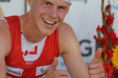 Joey Hadorn (SUI, 5.) EGK Orienteering World Cup 2019 Laufen