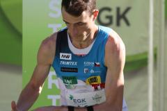 Vojtech Kral (CZE, 4.) EGK Orienteering World Cup 2019 Laufen